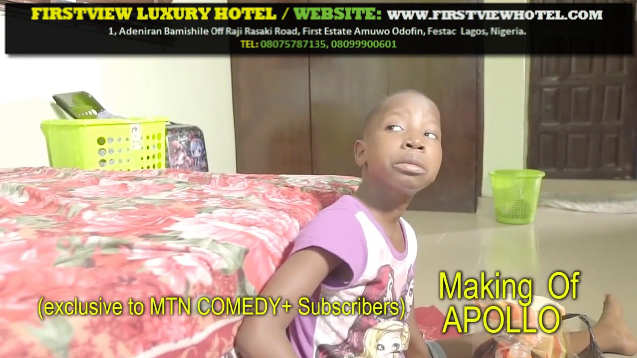 Download APOLLO Mark Angel Comedy Episode 120