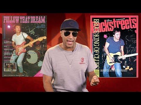 Tom Morello - A Metalhead's Guide to Bruce Springsteen