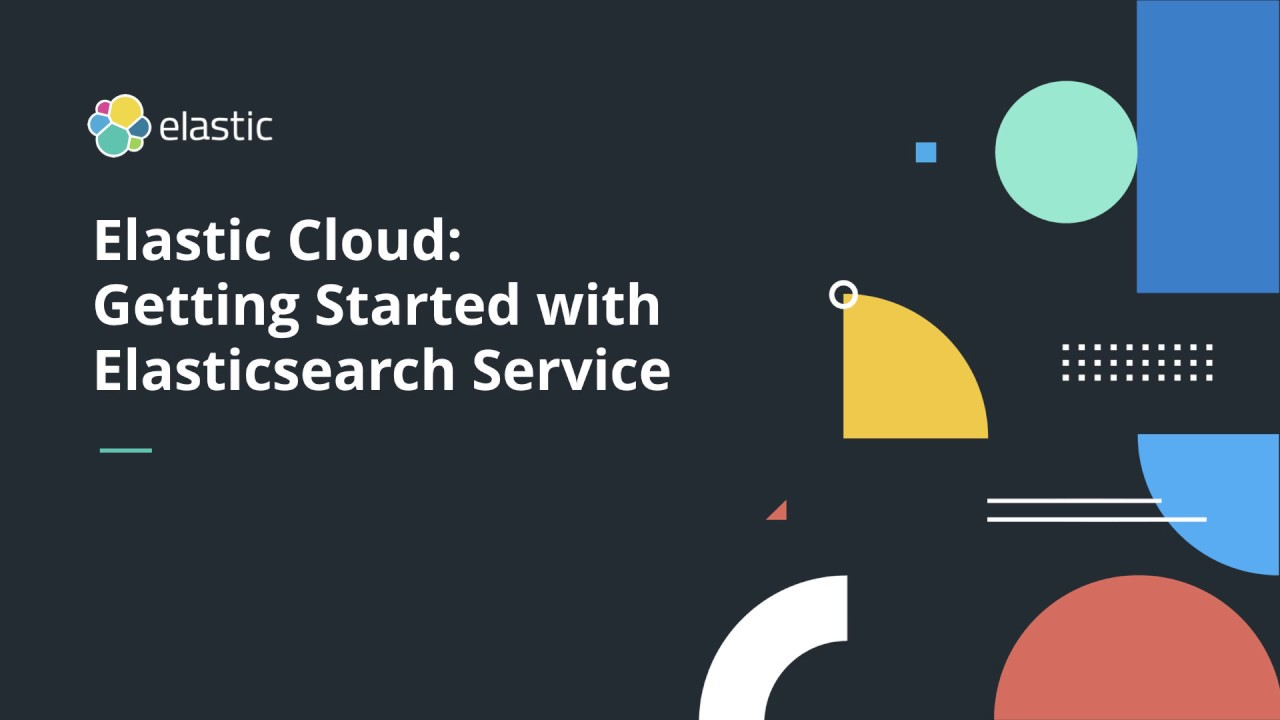 Sign up for the Elasticsearch Service with a free 14-day