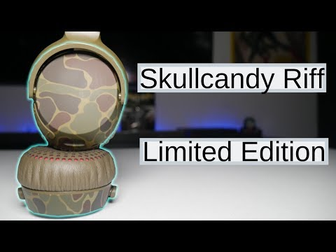 Audífonos Skullcandy Riff, Unboxing y review!