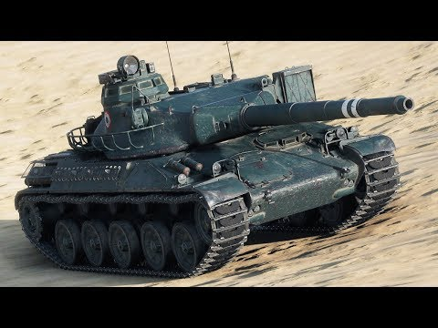 World of Tanks AMX 30 B - 9 Kills 10K Damage (1 VS 5) thumbnail