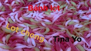 Phương Pháp Làm Bánh Lọt Bánh Lọt Ba Màu / How To Make Vietnamese Cendol Desserts