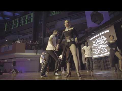 Balmir Dance Academy New York - Bachata Show - Montreal Salsa Convention