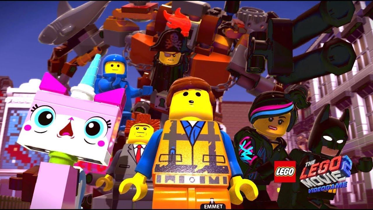 Official Lego Movie 2 Videogame Teaser Trailer Youtube