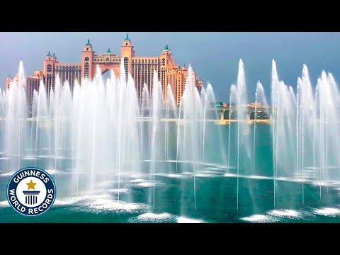 Largest Fountain - Guinness World Records