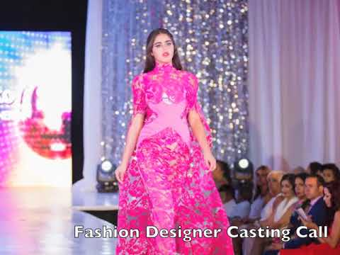 Fashion Designer Casting Call For Discover Your Beauty The Fashion Show 2018 Youtube