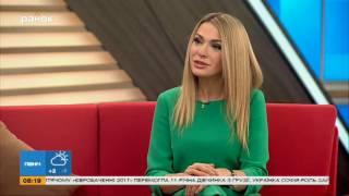 """Ольга Сумская в гостях у """"Утра"""" - Утро - Интер"""
