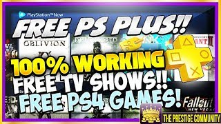 How To Get FREE PS PLUS FOREVER! *100% WORKS* March/April 2018 FREE Playstation Plus Membership