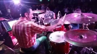 Starship - We Built this City (Live Drum Cover)