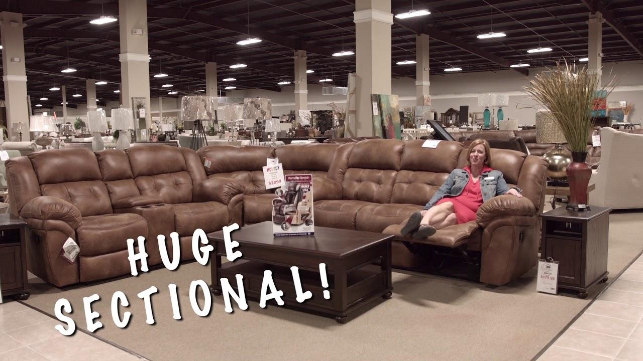 Beau Factory Direct Furniture, Cleveland, MS   April 2018