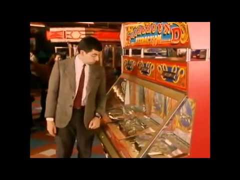Mr.bean money machine