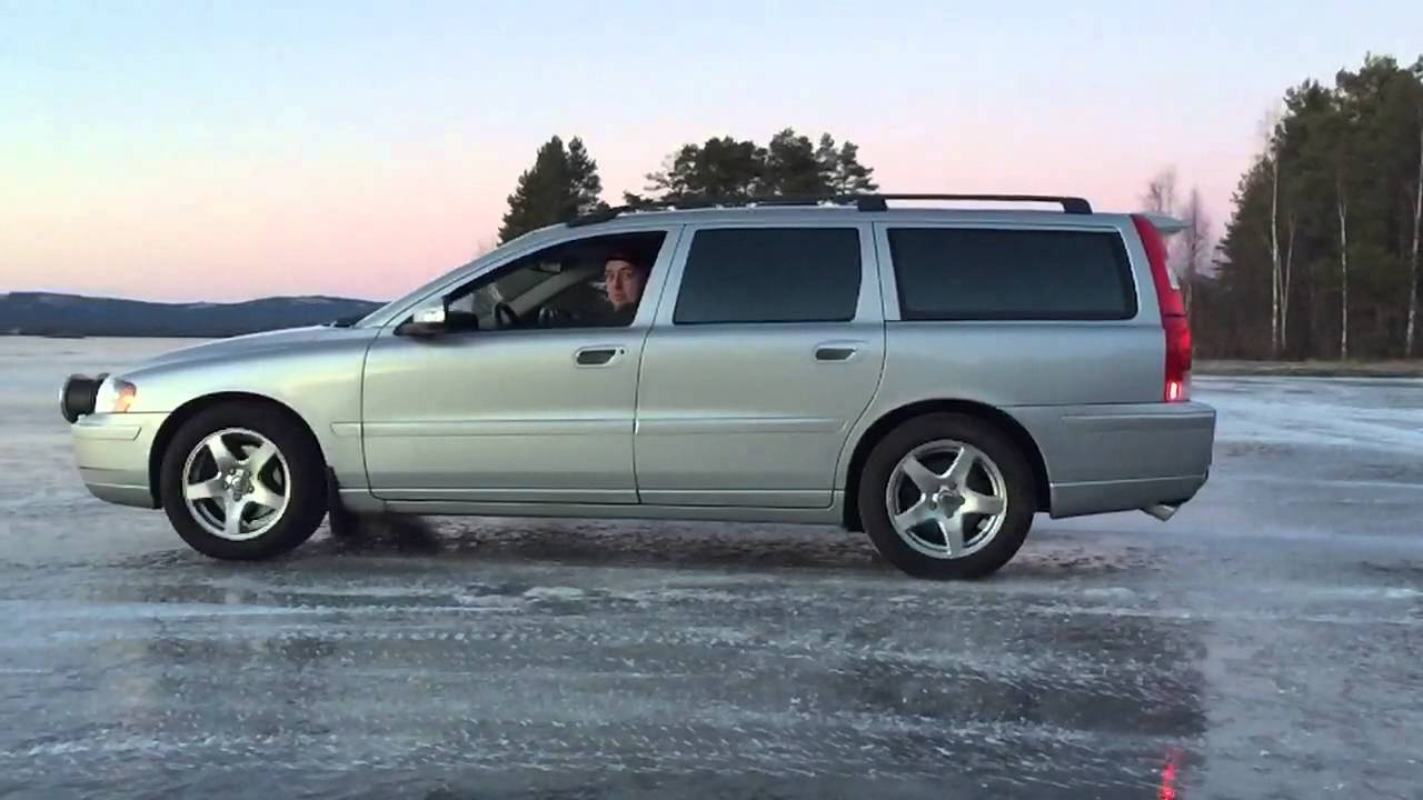 volvo v70 d5 awd test slowmotion youtube. Black Bedroom Furniture Sets. Home Design Ideas