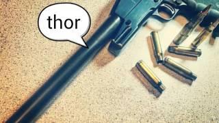 Второе видео ОружиЯ