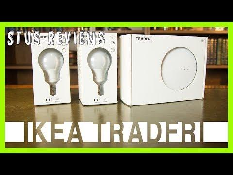 IKEA Tradfri | Cheap wireless lights | UK Review