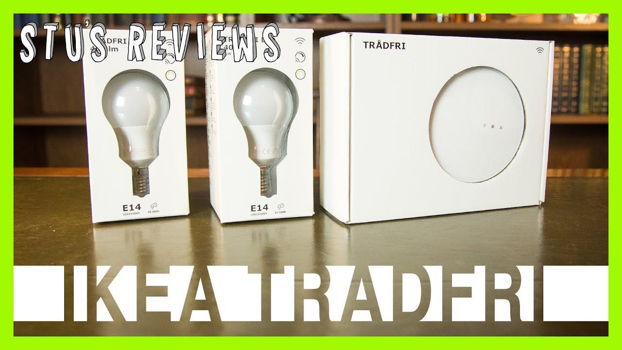 ikea tradfri cheap wireless lights uk review