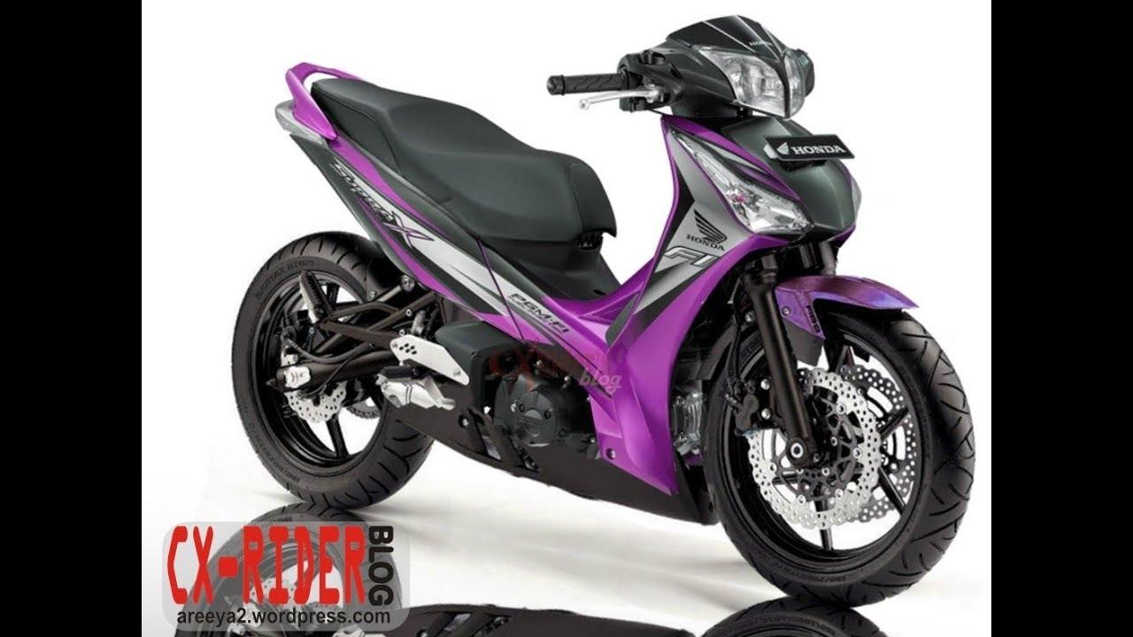 AHM Luncurkan Honda Supra X 125 Helm In PGM FI Dengan