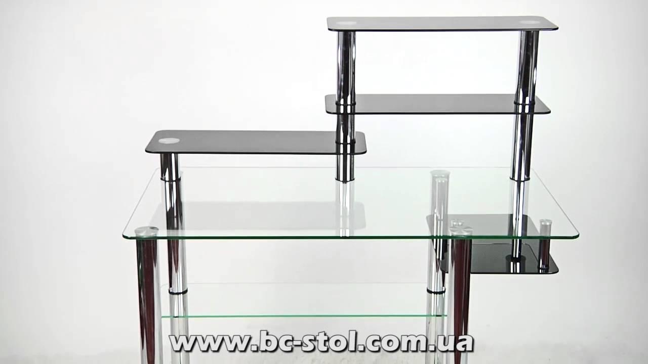 Хоть и дорого, но за то как красиво, это очень классный стол, мне он очень нравится, он удобный, собрали сами, инструкция понятная, на стол есть гарнатия. Выглядит стол очень дорого, хотя это не удивительно, это же