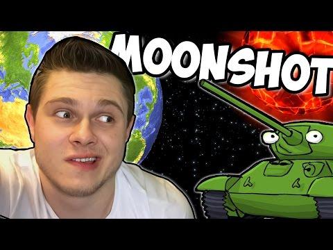ТАНКИ в КОСМОСЕ -||- MoonShot