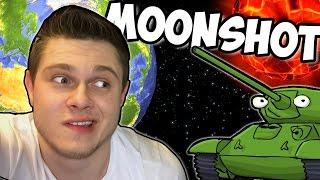 ТАНКИ в КОСМОСЕ -  - MoonShot