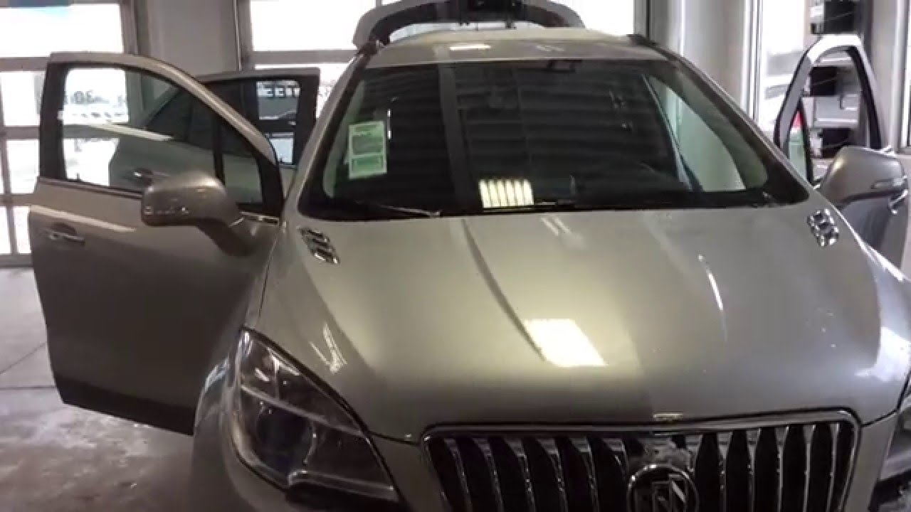 2015 buick encore awd convenience group at don johnson for Don johnson hayward motors