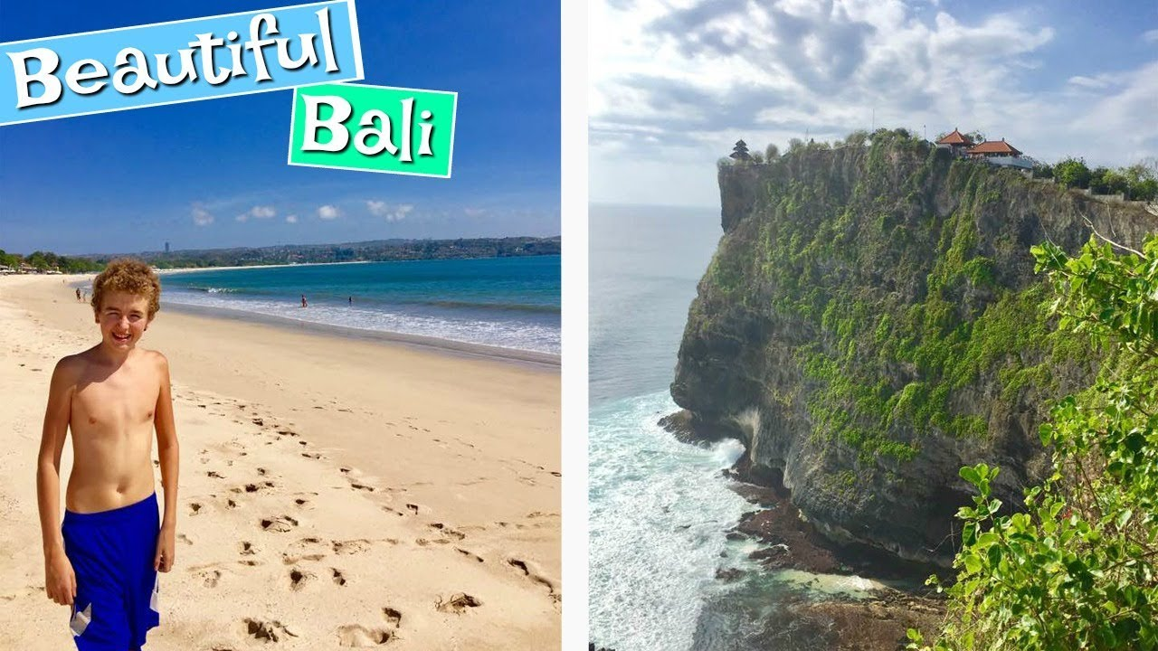 Beautiful Bali Jimbaran Beach Uluwatu Temple Youtube