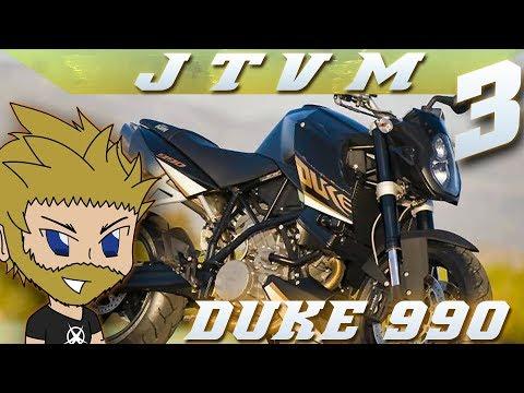 Je Teste Vos Motos #3 DUKE 990
