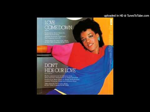 Love Slow Down  Evelyn Champagne King