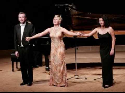 """Barbara Bonney  Angelika Kirchschlager """"Erste Begegnung"""" """"First Encounter"""" Robert Schumann"""