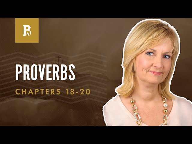 The Lonely | Proverbs 18-20