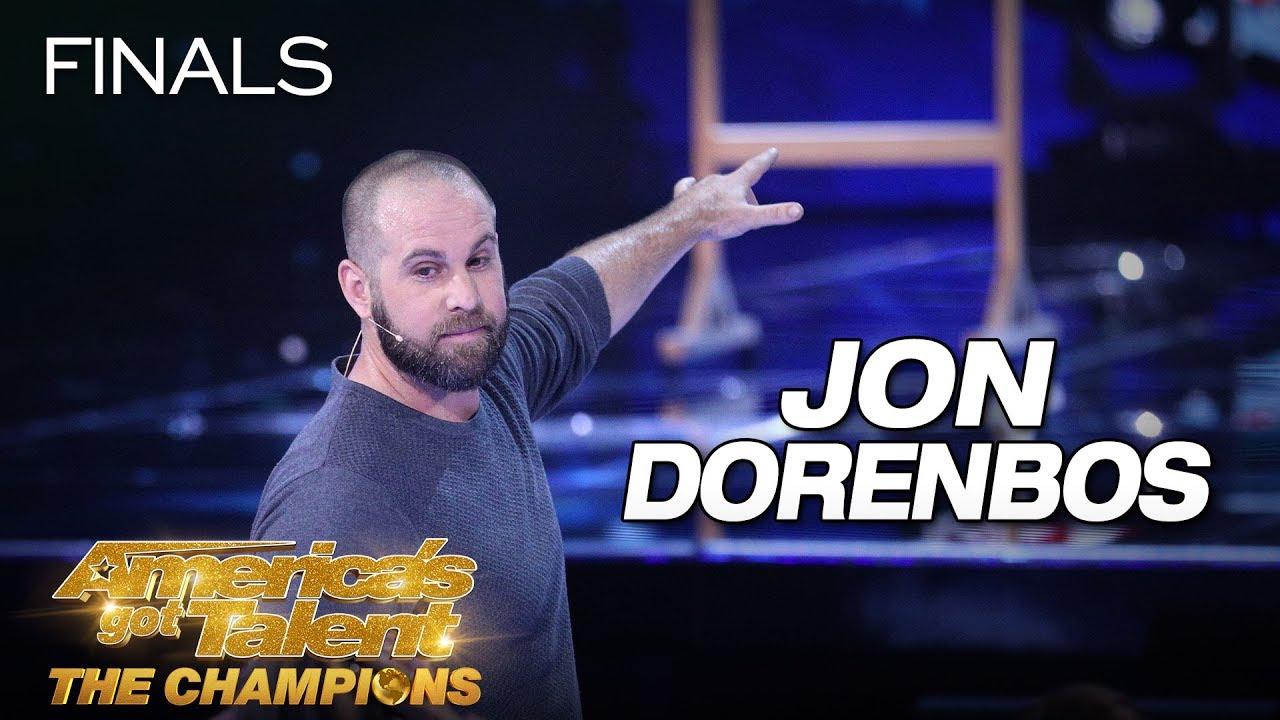 Jon Dorenbos