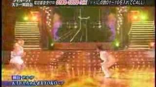 サルサの踊りを「シャル・ウィ・天下一舞踏会」より お楽しみください。...