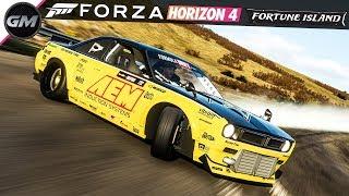 Lets Play Forza Horizon 4 Fortune Island #4   Formula Drift Club    2K