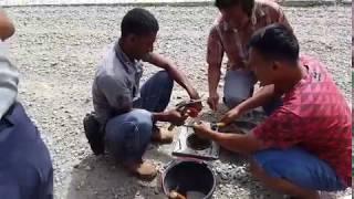 Berbagi ilmu tentang Sand Cone Test