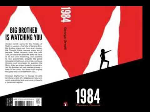 learn spanish with audiobook 1984 George Orwell  Audiolibro en español