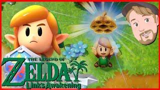 Tarin, honungen och den hemliga boken! - The Legend of Zelda: Link's Awakening - HERO Mode - Del 9