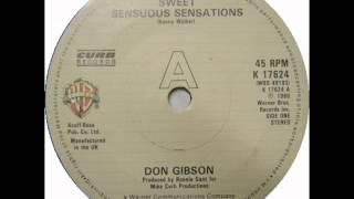 Don Gibson Sweet Sensuous Sensations YouTube Videos