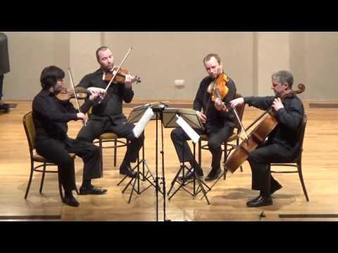 Haydn - String Quartet, Op. 1 No. 1 - ZAGREB QUARTET