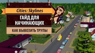Гайд для начинающих по Cities: Skylines