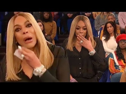Wendy Williams Reveals She Lives In A Sober House