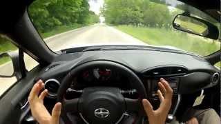 Scion FR-S Test Drive & Driving Impressions