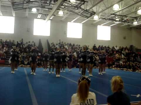 Rensselaer High School Cheerleading