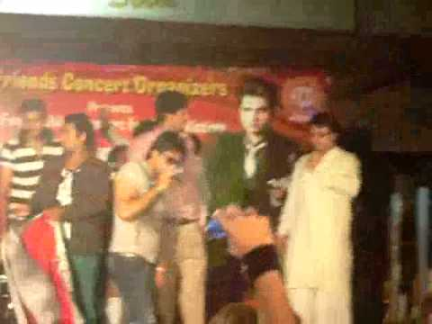 Mahiya by FAlak by Falak in multan .flv