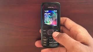 Nokia 2690 Black Hp Jadul Kamera Klasik Antik Handphone Nostalgia
