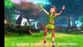 """Le nuove avventure di Peter Pan (con testo) """"Sulle ali del mondo"""""""