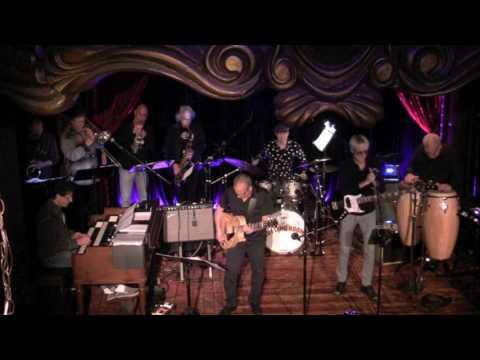 "NY Studio Cats Reunion - John Tropea Band - ""Seventh Ave South"" - Cutting Room 9-29-2016"