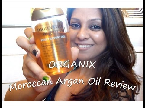 ORGANIX Moroccan Argan Oil Review
