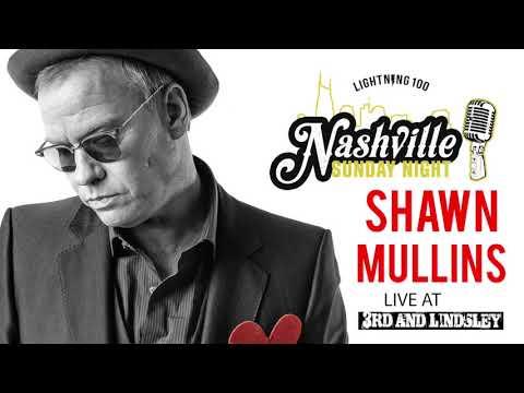 Shawn Mullins at Nashville Sunday Night on 91717