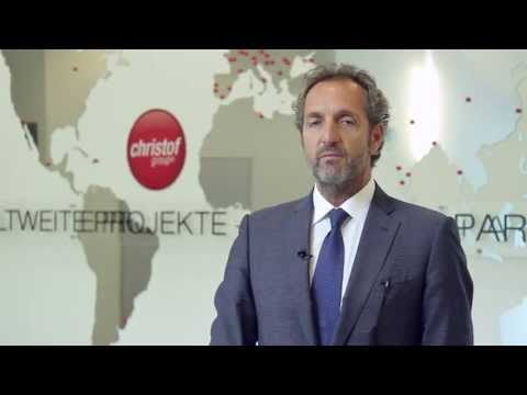 "OMV Kampagne ""Wirtschaftsenergie"" - Firma Christof Group"