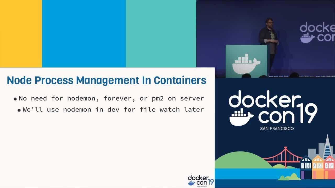 Node.js Rocks in Docker for Dev and Ops