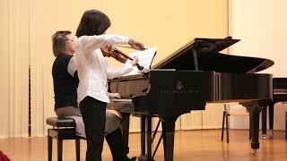 Gala Tinerelor Talente I - Antonio Piculeata
